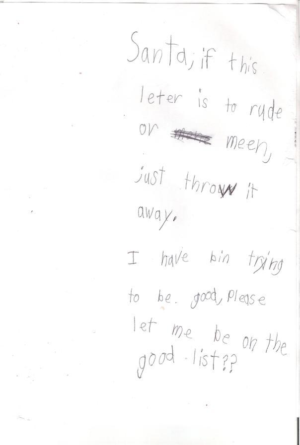 Phillip Santa Letter Page 3