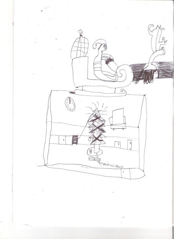 Phillip Santa Letter Page 4